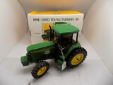 John Deere 7810 w/Cab in 1/16 Scale by Ertl, Ohio Young Farmers 1998 50th A