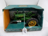 John Deere 1937 Model BN Tractor in 1/16 Scale by Ertl, #5902D0