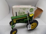 John Deere 720 Hi-Crop Tractor, 1956-1958 in 1/16 Scale by Ertl, Two Cylind