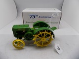 John Deere Model ''D'' Tractor, in 1/16 Scale by Ertl, The First JD Twin Cy