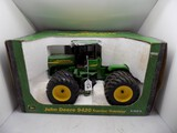 John Deere 9420 Articulating Tractor in 1/16 Scale by Ertl, #15205