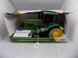 John Deere 8400T Tracked Tractor w/Cab, in 1/16 Scale by Ertl, Collectors E