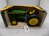 John Deere Utility Tractor in 1/16 Scale by Ertl, No Model, Stock #516