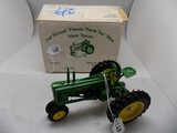John Deere ''B'' Tractor in 1/16 Scale by Scale Models, Box Says, ''2nd Ann