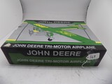 John Deere Tri-Motor Airplane, Limited Edition by Spec Cast, 1995