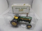 John Deere 330 Utility Tractor in 1/16 Scale b RC2 Brands Incl Ertl, Two Cy