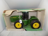 John Deere 8560 Articulating Tractor in 1/16 Scale by Ertl, Box in Fair Con