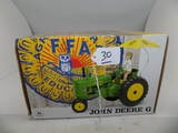 John Deere ''G'' in /16 Scale by Ertl, 1999 Iowa FFA Special Edition