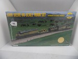 John Deere HO Scale Train Set,  No. 01824, by Athearn, Sealed in Box