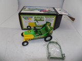 John Deere Pedal Car, 1/16 Scale by BMC Toys, Limited Edition