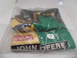 Size XXL John Deere NASCAR Pit Crew Button-Up Shirt