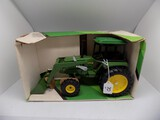 John Deere Utility Tractor w/End Loader in 1/16 Scale by Ertl, #503, No Mod