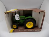 John Deere 1953 Model ''D'' Tractor in 1/16 Scale by Ertl, #5596