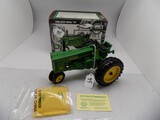 John Deere Model 70 w/Umbrella Canopy in 1/16 Scale by Ertl, National Farm