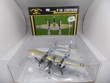 John Deere P-38 Lightning Vintage Airplane, Limited Edition by Spec Cast, 1