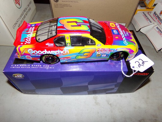 #3 GM Goodwrench Dale Earnhardt Chevy Monte Carlo In Special Peter Maxx Rai