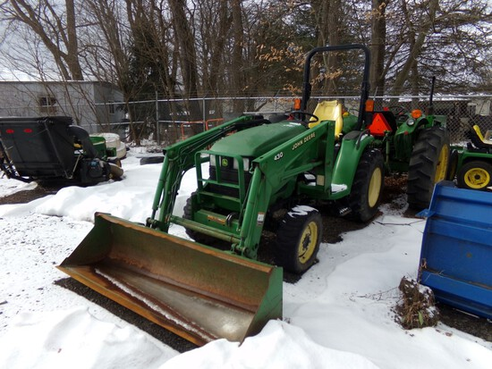 Virtual Online Vehicle, Equipment & Tool Auction