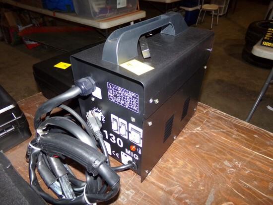 New Electric Mig Welder