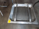 Large Stainless Steel Broiling Pan