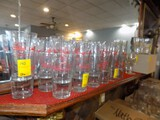 (27) Budweiser ''This Bud's For You'' Pint Glasses (27x Bid Price)