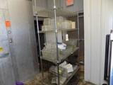 42''x18''x83'' Tall 5-Tier Wire Shelf, Shelf ONLY