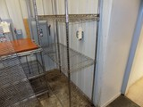 48''x18''x75'' Tall 3-Tier Wire Shelf