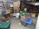 Entire Contents of Back Room in Basement - Everything except Racks.  Mostly