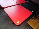(2) Pedestal Dining Tables - (2) 30'' x 30'' (2x Bid Price)