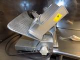 Berkel Model 829 SS / Alum. Meat Slicer, S/N 37216