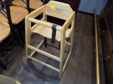 Maple High Chair - For Kids Dining