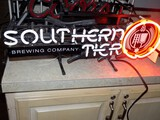 ''Southern Tier Brewing Co'' Neon Window Sign, 26''W x 11''T