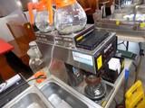 Bunn 3-Place Commercial Coffee Maker w/ (4) Pots