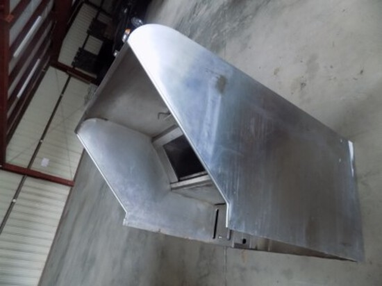 42'' SS Exhaust Kitchen Fan, Commercial