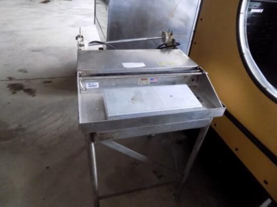 SS Heat Seal Plastic Sealer