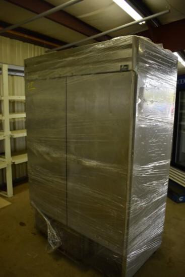 Beverage Air SS Comm'l Dbl Door Freezer (7F)