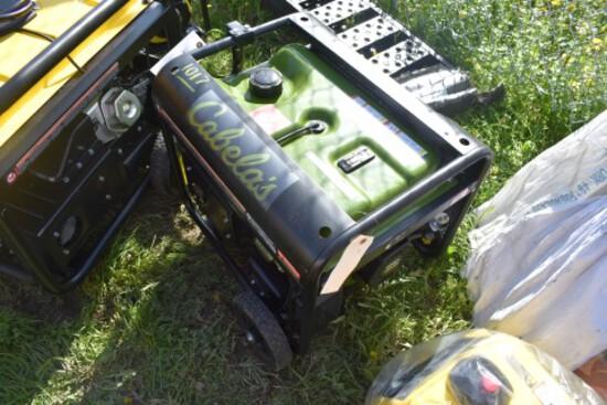 Cabellas / Champion 450W Generator, Elec. Start  (7764)