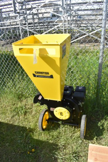 Champion 3'' Wood Chipper, Gas  (7756)