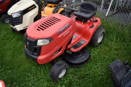 Troybilt Pony Riding Lawnmower w/42'' Deck, 17.5 HP, Serial# 80235  (5565)