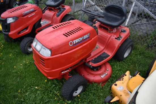 TroyBilt (Pony) 42'' Mower, 18Hp, S/N 0107 (5529)