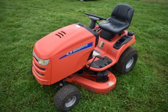 Simplicity Regent 23 hp Garden Tractor w/ 48'' Deck (Clint) (2023)