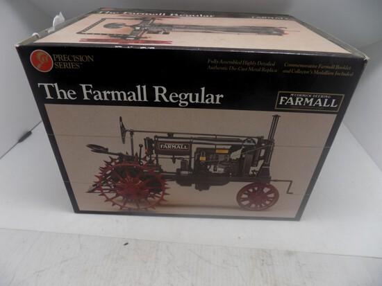 Farmall Regular On Steel ''Precision Series'', 1:16 Scale, NIB