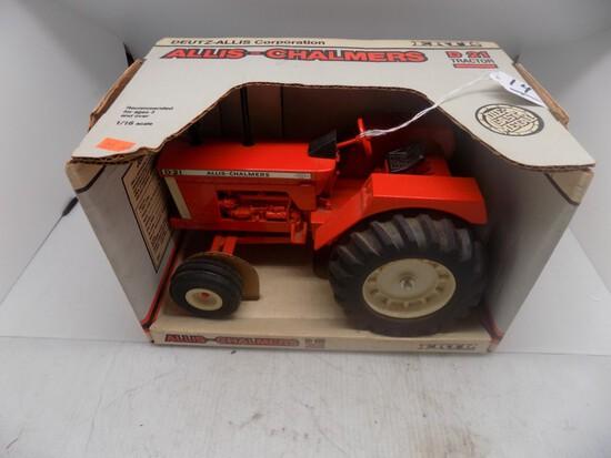 Allis Chalmers D-12 Tractor, NIB, 1:16 Scale, Shelf Model, by Ertl