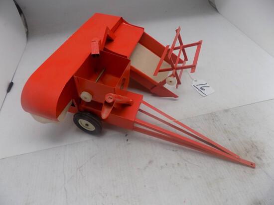 AC Pull Type Combine, Custom, 1:16 Scale