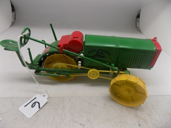 JD 3 Wheeled Tractor, Similar to Waterloo Boy, 1:16 Scale, Lots Of Detail,