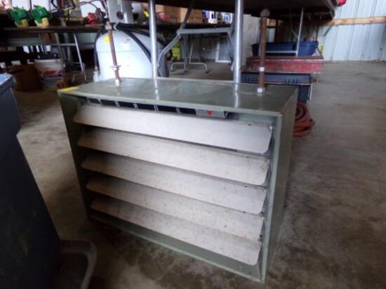 Trane Suspended Gas Heater