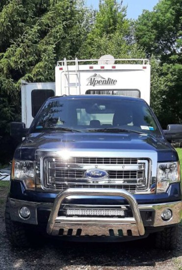 2013 Ford F150 XLT Pickup Truck, Supercrew, 4wd, EcoBoost Eng., Auto, Power