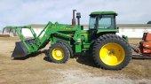 Farm, Ranch, Dairy & Livestock Equipment Auction