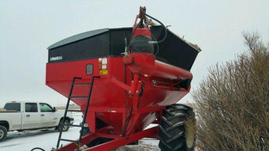 725 United Farm Tool Cart