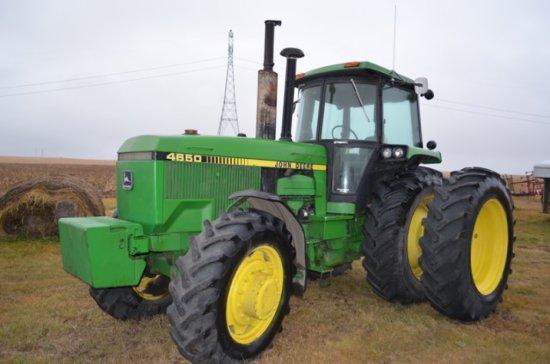 1988 4650 John Deere Tractor