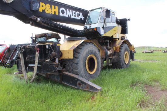 P & H Omega Crane